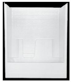 Florestone Model 6032TS 3WTB Tubs Showers