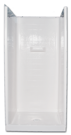 Florestone 3PC Shower Wall Systems