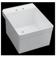 Utility Sink 23⅛ X 22⅜ 14¼